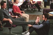 2x02 JD helps Janitor's foot
