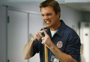8x1 Janitor fired