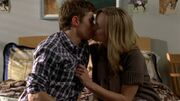 9x8 Lucy Cole kiss