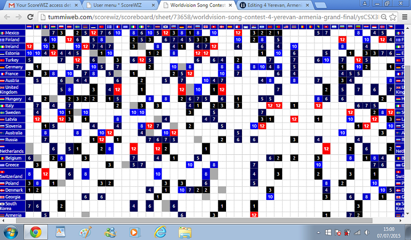 WSC 4 grid