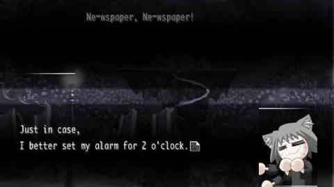 Melty Blood Act Cadenza -Neko Arc Chaos Arcade Story (English) 1