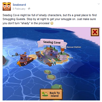 File:FBMessageSeabeard-SeadogCoveIsFullOfShadyCharactersAndSmugglingQuests.png