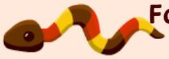 StripedSnake