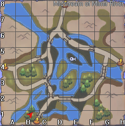 Midstream mimir gypsy map