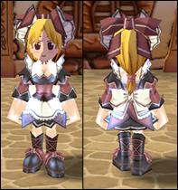 Maid Set Female