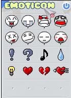 Emoticon Skill