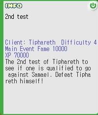 2nd test