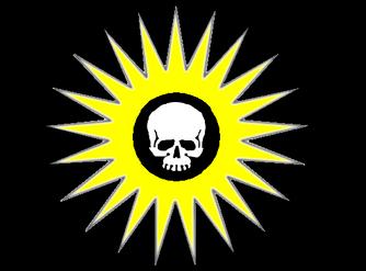 Star Hunter Pirates Jolly Roger