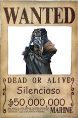 Silencioso wanted