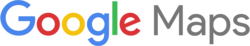 Google Maps logo wordmark