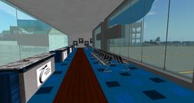 Bluebay Airport Terminal Check-In, looking N (09-15)