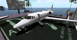 Cessna Citation 560XL (DSA) 1