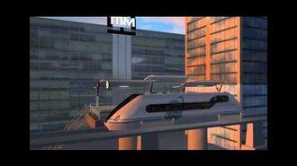 Zephyr monorail system (TBM)
