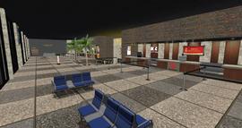 Cheerport Intermodal terminal interior (11-14)