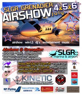 Grenadier Airshow 2014 Poster