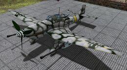 JU 87 THI 003