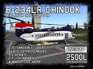 234LR Chinook (AMOK) Promo