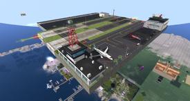 Meriman's Airport, looking NE (04-15)
