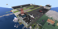 Exhara Airport & Harbor