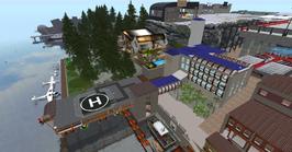 Virtual Coast Guard Pippen Station