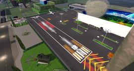 YouFly Aerodromo, looking SW (10-15)
