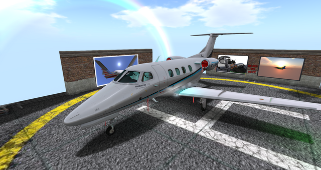 File:Embraer Phenom 100 (Dani).png