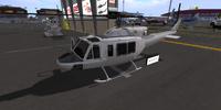 Bell 212 Twin Huey (AeroFly)