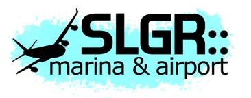 Grenadier Marina & Airport Logo