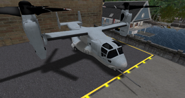CV-22B Osprey (AMOK)