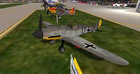 Messerschmitt BF-109 (EG Aircraft) 1