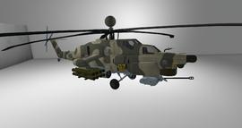 Mil Mi-28N Havoc (AMOK) 1