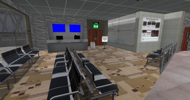 East River Int Airport, Gate A4 (08-14)