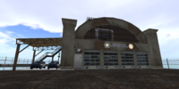 SLCS Fire Departament - Smugglers Cove Station