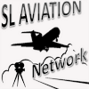 SL Aviation Network Logo