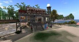 The Aviatrix Bar, looking SW (02-15)