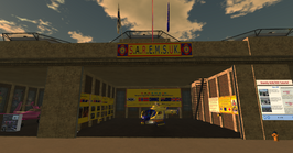 SAREMS UK Venrigalli Station