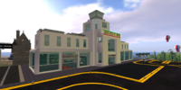 Liberta Inter-City Airport