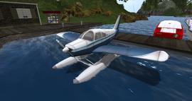 Piper PA-28 Cherokee (Laminar) 3