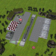Wright Brothers Bombing Run Game 001