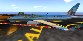 Bikini Airways Love Is In The Air
