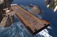 Sharky's Landing