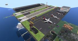 Meriman's Airport, looking NE (03-15)