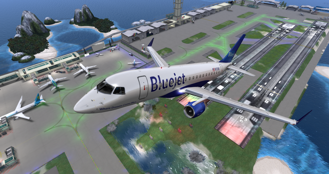 File:Bluejet Airways flight 1724 departing from Seychelles Int (12-14).png