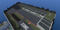 Slapdoogle Military Airfield