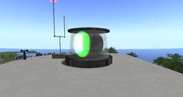 SLSN Airport Beacon (07-14)