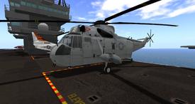 Sikorsky SH-3 Sea King (Spartan) 1