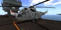Sikorsky SH-3 Sea King (Spartan)