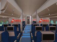 Boeing 717-200 (Coltercraft) - Swiss Interior