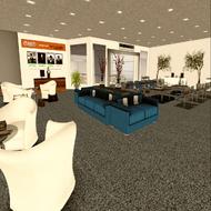 Vizion air Lounges