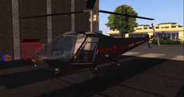 SA Enstrom 280C (HCI Livery)